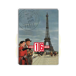 Calendario perpetuo That's Italia - Paris