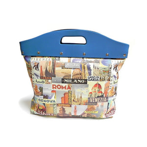 Borsa donna That's Italia - città italiane - That's Italia