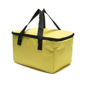 Car organizer Fiat 500 - giallo