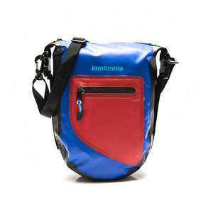 Borsello Lambretta waterproof - blu - That's Italia