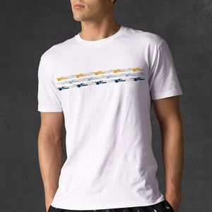 T-shirt Barilla - posate - That's Italia