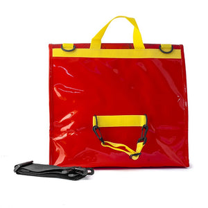 Borsa messenger per bicicletta That's Italia - rossa - That's Italia
