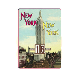 Calendario perpetuo That's Italia - New York