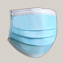 Load image into Gallery viewer, 3 Ply Medical Face Mask Bulk Supply Only (Contact sales@landracer.co.za for more info)