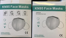 Load image into Gallery viewer, KN95 Face Mask / Respirator Bulk Supply Only (Contact sales@landracer.co.za for more info)