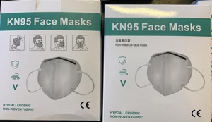 KN95 Face Mask / Respirator Bulk Supply Only (Contact sales@landracer.co.za for more info)
