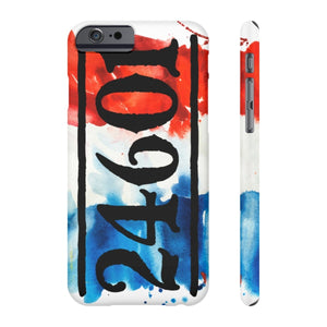 24601 Jean Valjean (Les Miserables) - Case Mate Slim Phone Cases Iphone 6/6S Slim Phone Case