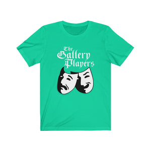 "Organization (TGP) - ""The Gallery Players"" - Unisex Jersey Short Sleeve Tee T-Shirt"