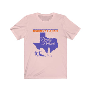 "Organization (WLW) - ""Dearly Beloved"" - Unisex Jersey Short Sleeve Tee"