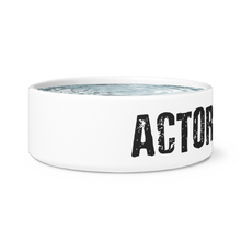 Actor Tears - Dog And Cat Water And Food Bowl Dog Bowls