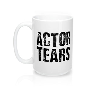 Actor Tears - Mugs Mug