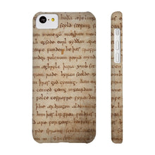 Beowulf - Case Mate Slim Phone Cases Iphone 5C