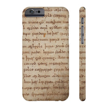 Beowulf - Case Mate Slim Phone Cases Iphone 6/6S
