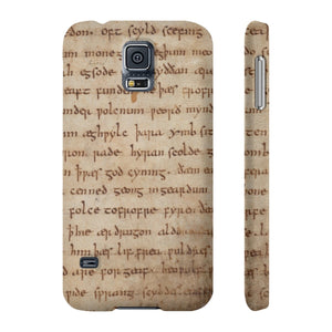 Beowulf - Case Mate Slim Phone Cases Samsung Galaxy S5