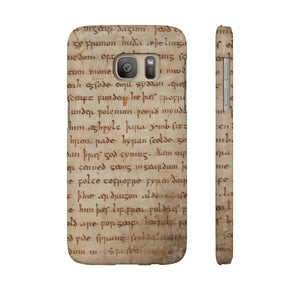 Beowulf - Case Mate Slim Phone Cases Samsung Galaxy S7