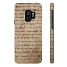 Beowulf - Case Mate Slim Phone Cases Samsung Galaxy S9