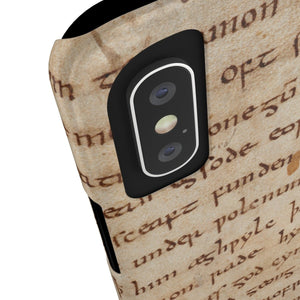 Beowulf - Case Mate Slim Phone Cases