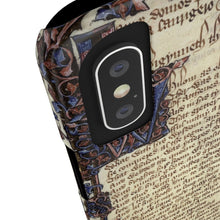 Canterbury Tales - The Knights Tale - Case Mate Slim Phone Cases