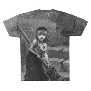 """Cosette"" - Unisex Tee - Theatre Geek Shirts & Apparel"