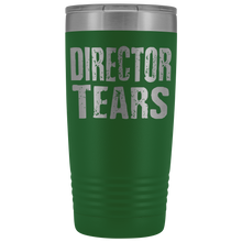 Director Tears - 20oz Stainless Steel Insulated Tumblers Green Tumblers