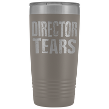 Director Tears - 20oz Stainless Steel Insulated Tumblers Pewter Tumblers