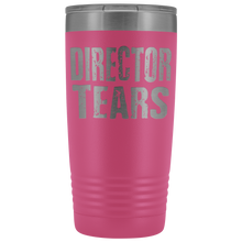 Director Tears - 20oz Stainless Steel Insulated Tumblers Pink Tumblers