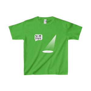 Find Your Light - Youth Heavy Cotton Tee Electric Green / Xs Kids Clothes