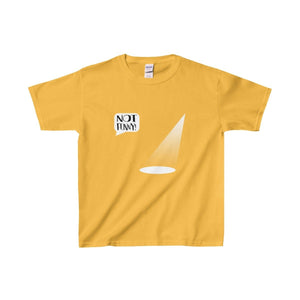 Find Your Light - Youth Heavy Cotton Tee Gold / Xs Kids Clothes