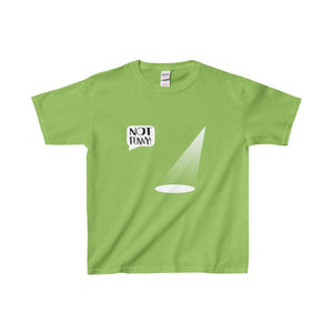 Find Your Light - Youth Heavy Cotton Tee Lime / Xs Kids Clothes