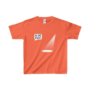 Find Your Light - Youth Heavy Cotton Tee Orange / Xs Kids Clothes
