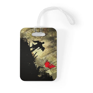 Les Miserables Barricade - Luggage Bag Tag Accessories