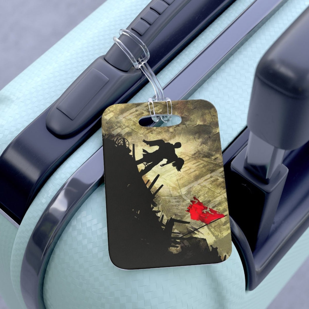 Les Miserables Barricade - Luggage Bag Tag One Size Accessories