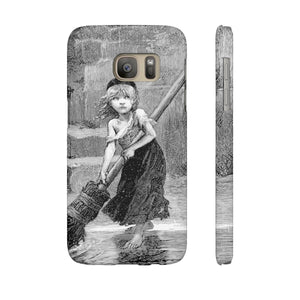 Les Miserables Cosette - Case Mate Slim Phone Cases Samsung Galaxy S7