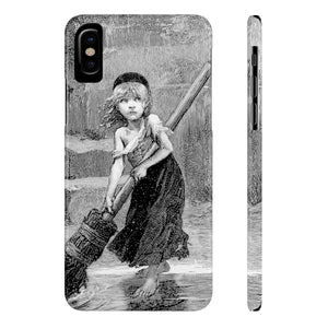Les Miserables Cosette - Case Mate Slim Phone Cases