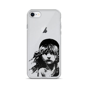 Les Miserables Cosette - Clear Iphone Case 7/8