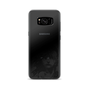 Les Miserables Cosette - Clear Samsung Case Galaxy S8