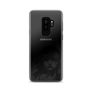 Les Miserables Cosette - Clear Samsung Case Galaxy S9+