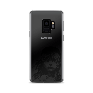 Les Miserables Cosette - Clear Samsung Case Galaxy S9