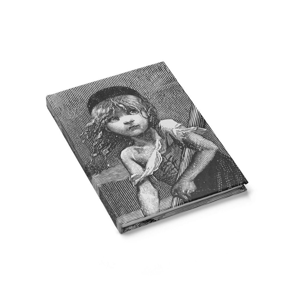 Les Miserables Cosette - Journal - Ruled Line Paper Products