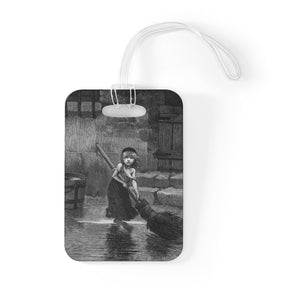 Les Miserables Cosette - Luggage Bag Tag Accessories
