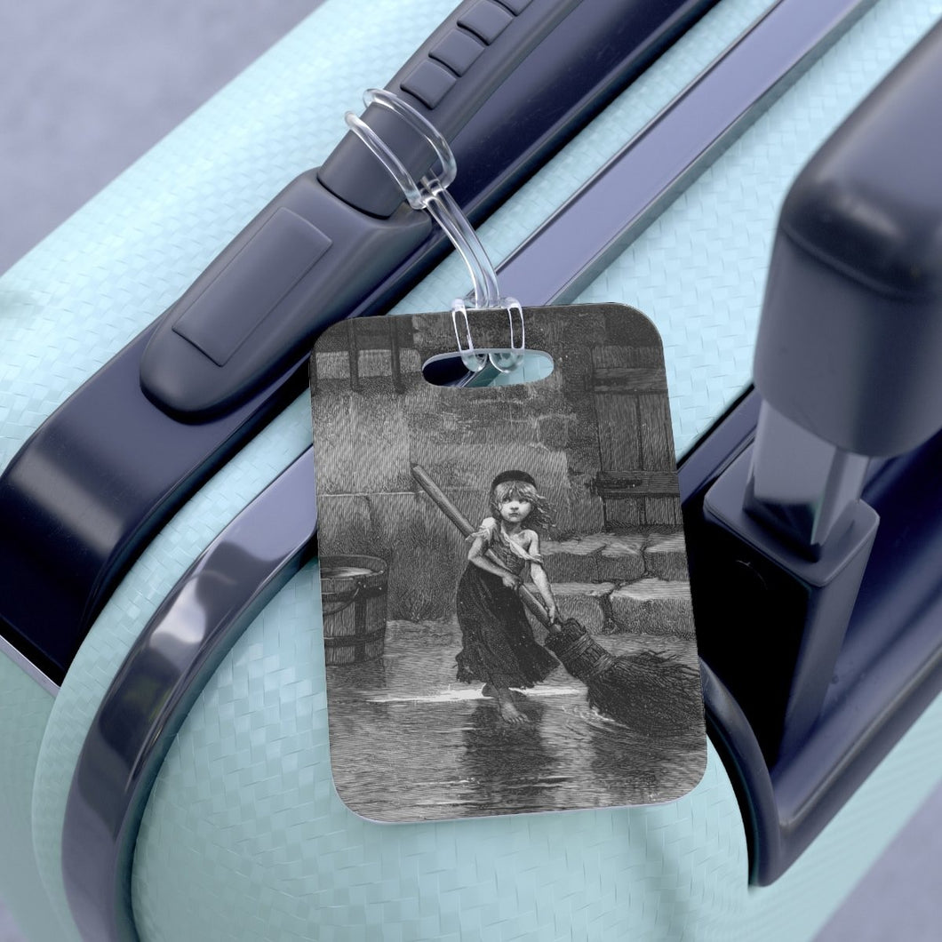 Les Miserables Cosette - Luggage Bag Tag One Size Accessories