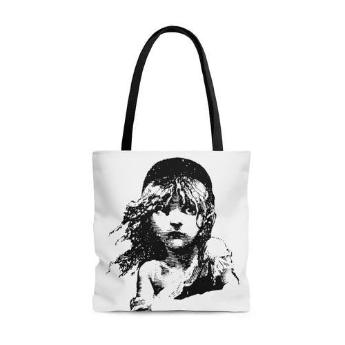 Les Miserables Cosette - Tote Bag Large Bags