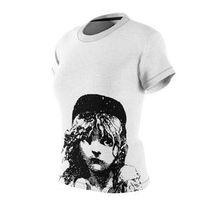 Les Miserables Cosette Shirt - Womens Tee Women All Over Prints
