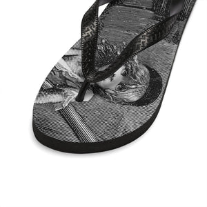 Les Miserables Cosette - Unisex Flip-Flops Men Women Shoes