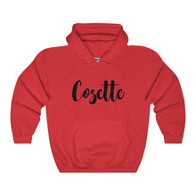 "Les Miserables ""Cosette"" - Unisex Heavy Blend Hooded Sweatshirt - Theatre Geek Shirts & Apparel"