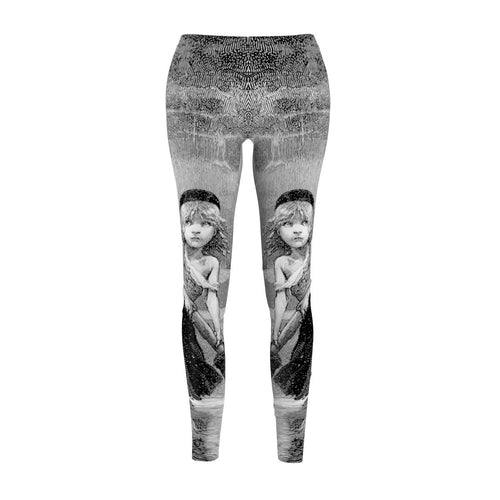 Cosette - Womens Casual Leggings Xs All Over Prints