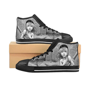 Les Miserables Cosette - Womens High-Top Sneakers Us 10 Women Shoes