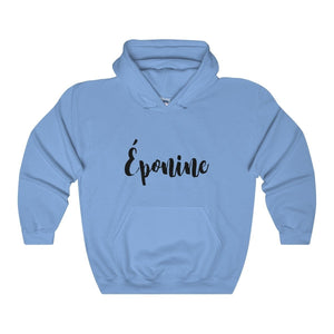 "Les Miserables ""Eponine"" - Unisex Heavy Blend Hooded Sweatshirt - Theatre Geek Shirts & Apparel"