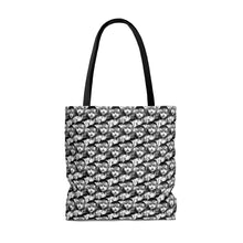 Les Miserables Tiled Cosette - Tote Bag Bags
