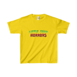 Little Shop Of Horrors - Youth Heavy Cotton Tee Daisy / Xs Kids Clothes
